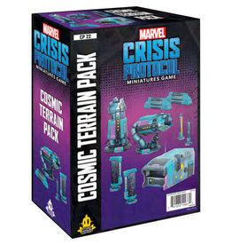 Asmodee Marvel Crisis Protocol - Cosmic Terrain Expansion