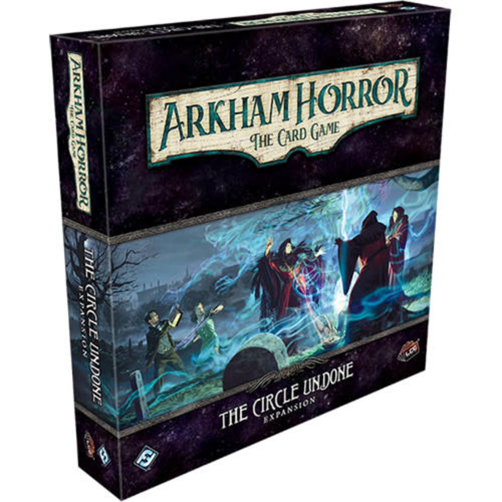 Arkham Horror LCG: The Circle Undone Expansion