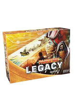 Pandemic Legacy: Season 2 Yellow Board Game