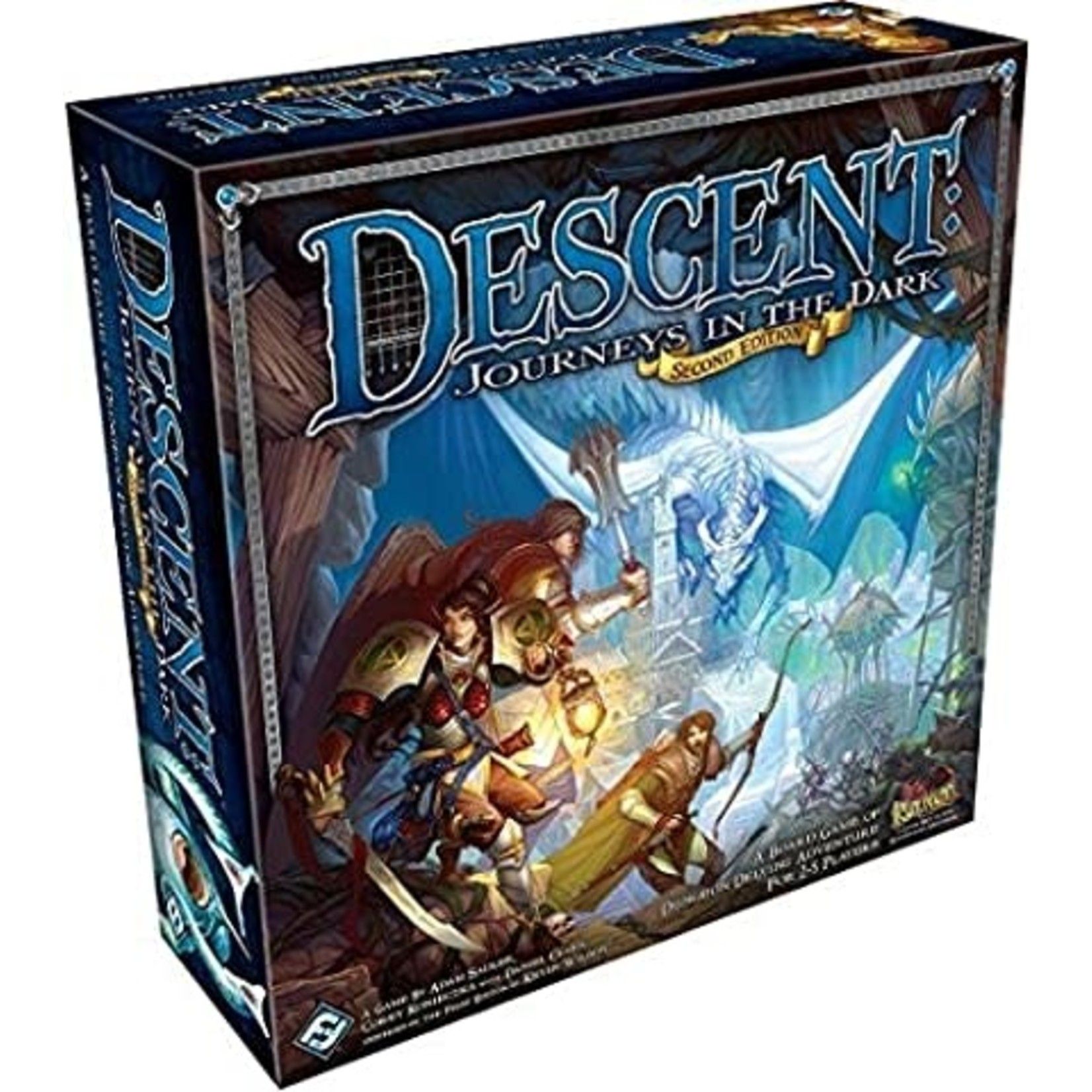 Descent Journey in the Dark 2nd Edition Board Game