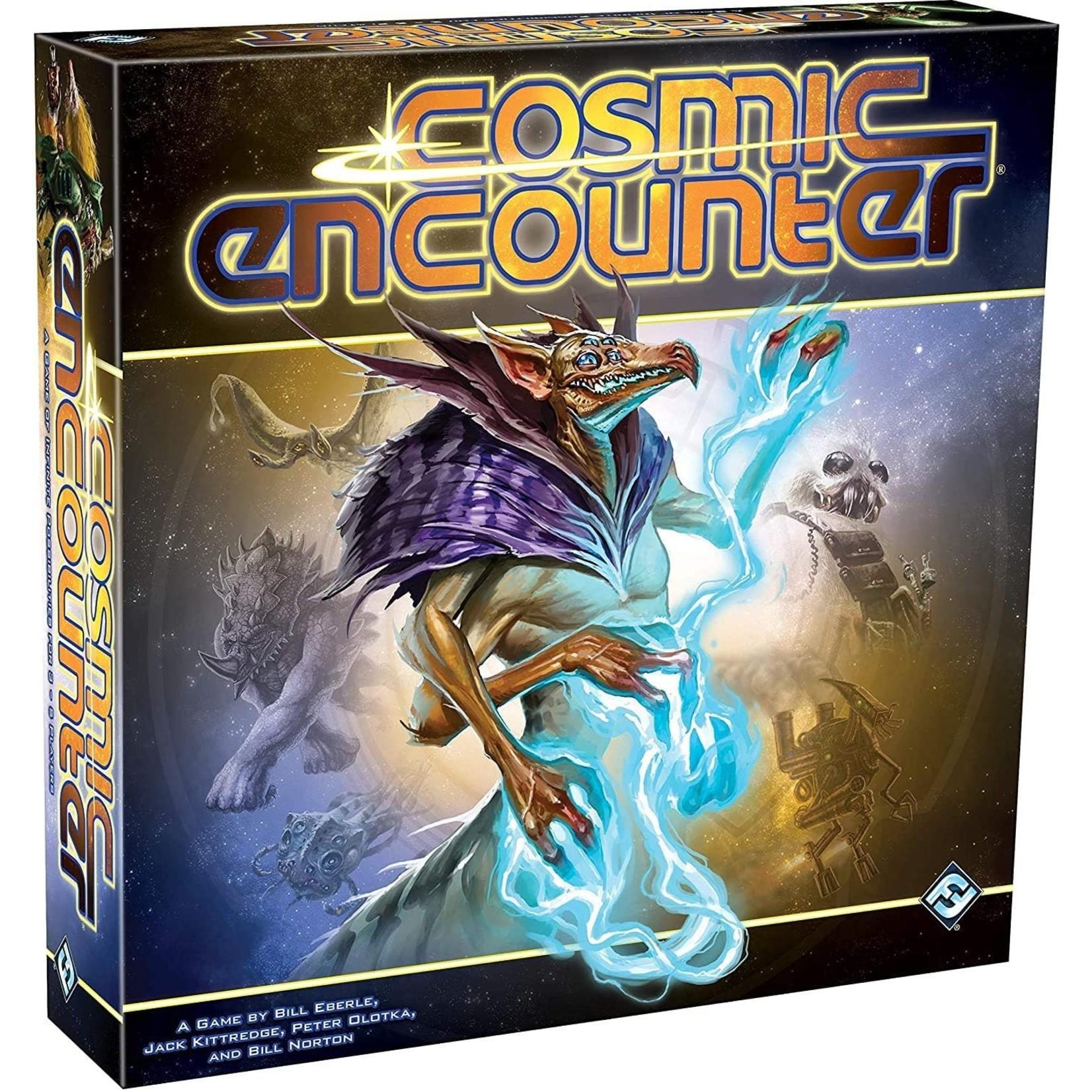 Cosmic Encounter Board Game