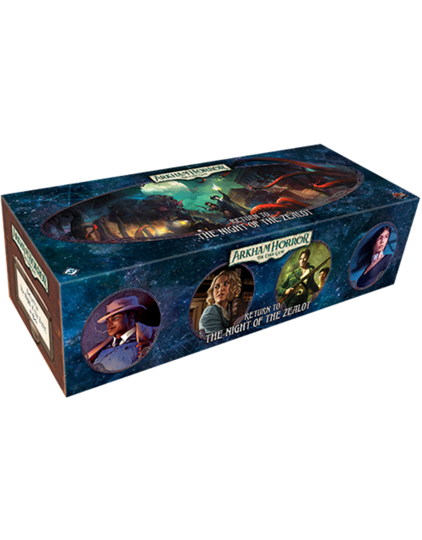 Arkham Horror LCG: Return to the Night Zealot Expansion