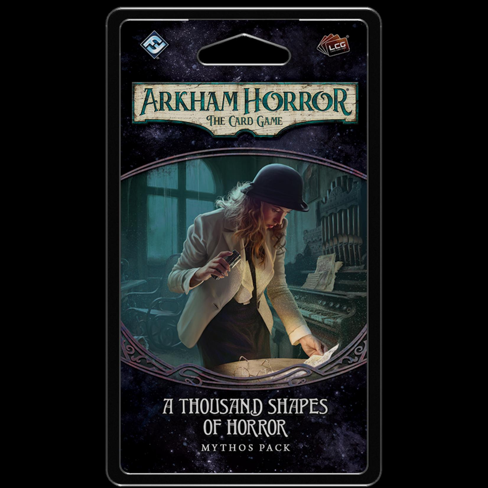 Arkham Horror LCG A Thousand Shapes of Horror Mythos Pack
