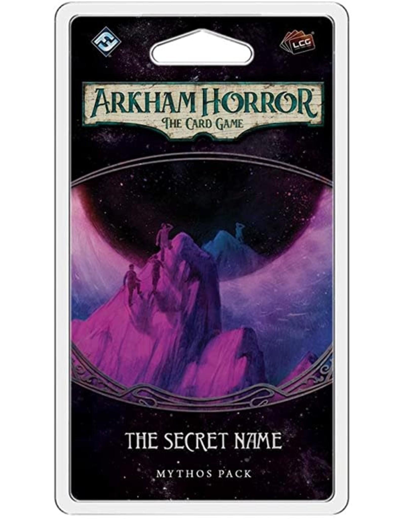 Arkham Horror LCG: The Secret Name Mythos Pack