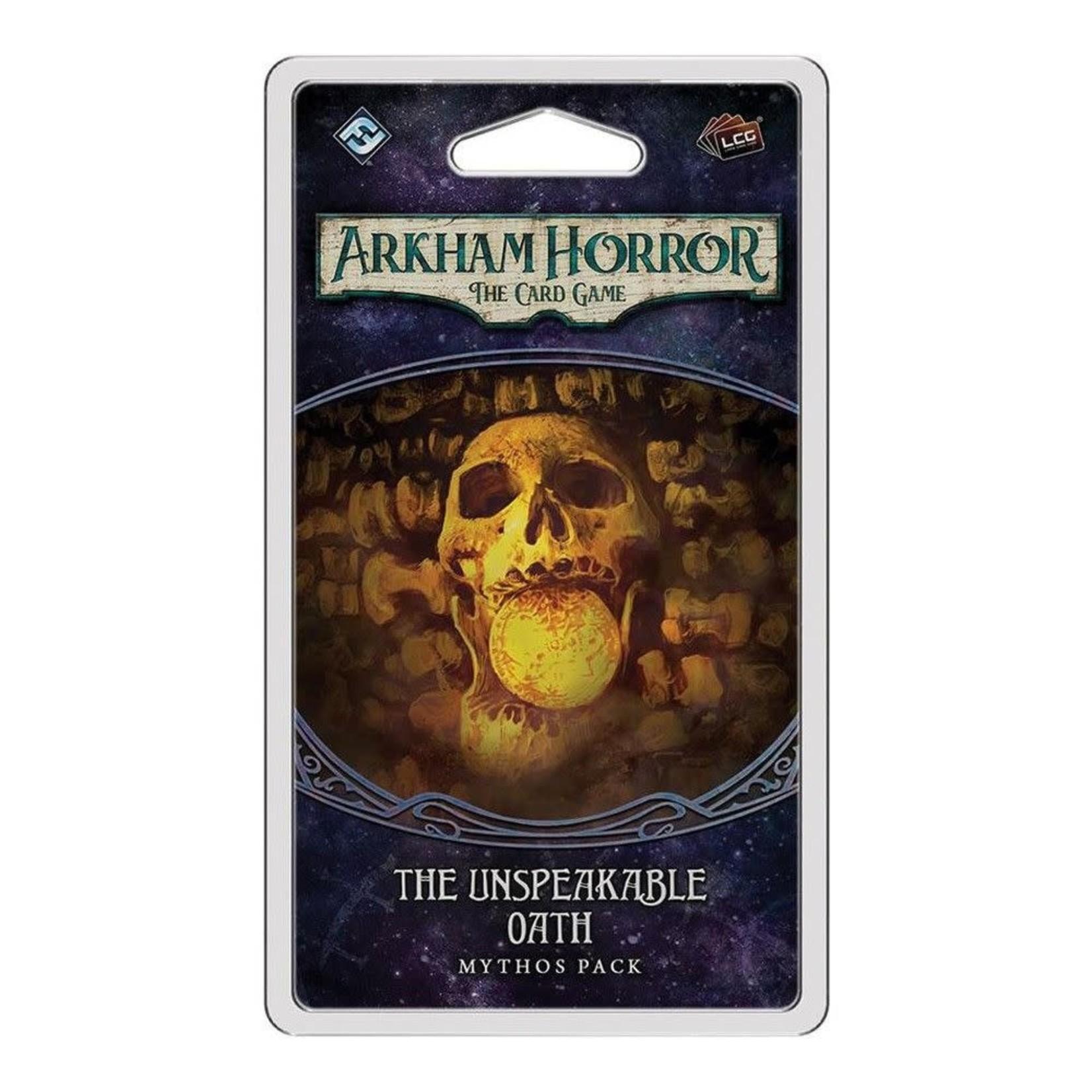 Arkham Horror LCG: The Unspeakable Oath Mythos Pack