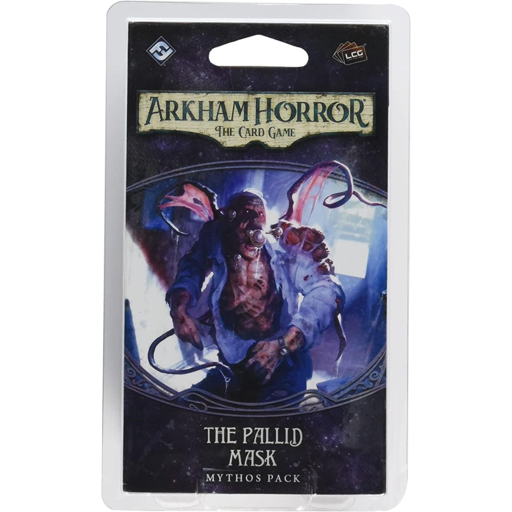 Arkham Horror LCG: The Pallid Mask Mythos Pack