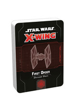 Asmodee Star Wars X-Wing 2e: First Order Damage Deck