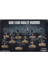 Drukhari Kabalite Warriors (40K)