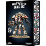 Knight Preceptor Canis Rex (40K)