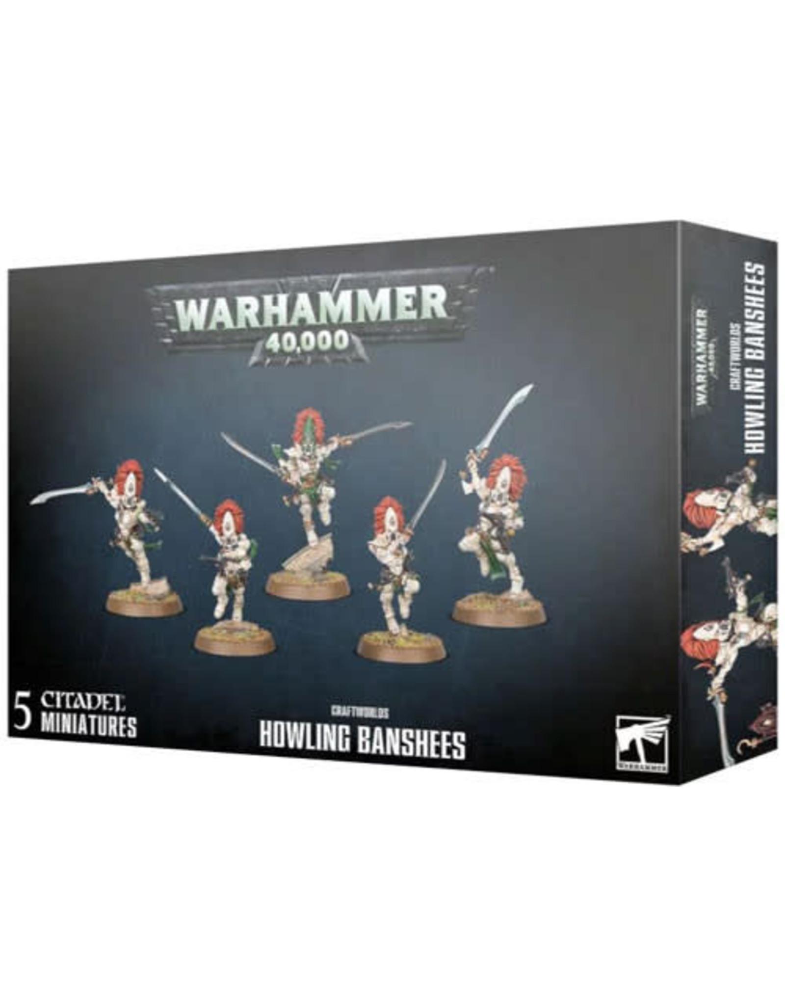 Craftworlds Howling Banshees (40K)