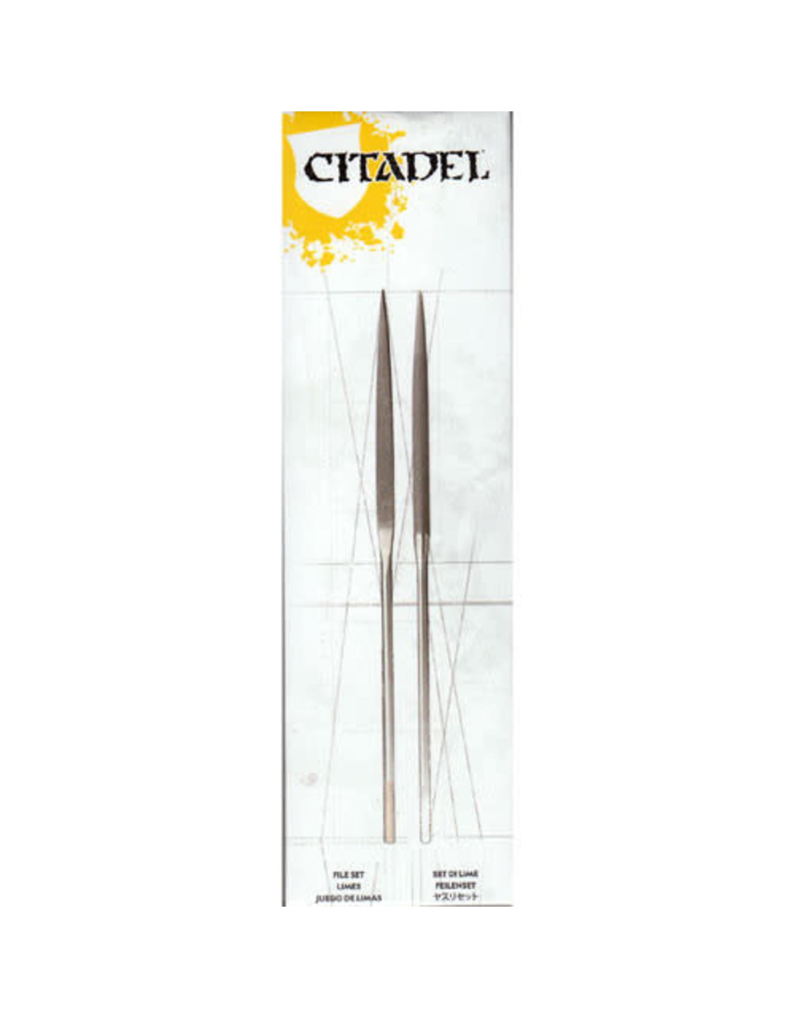 Citadel File Set