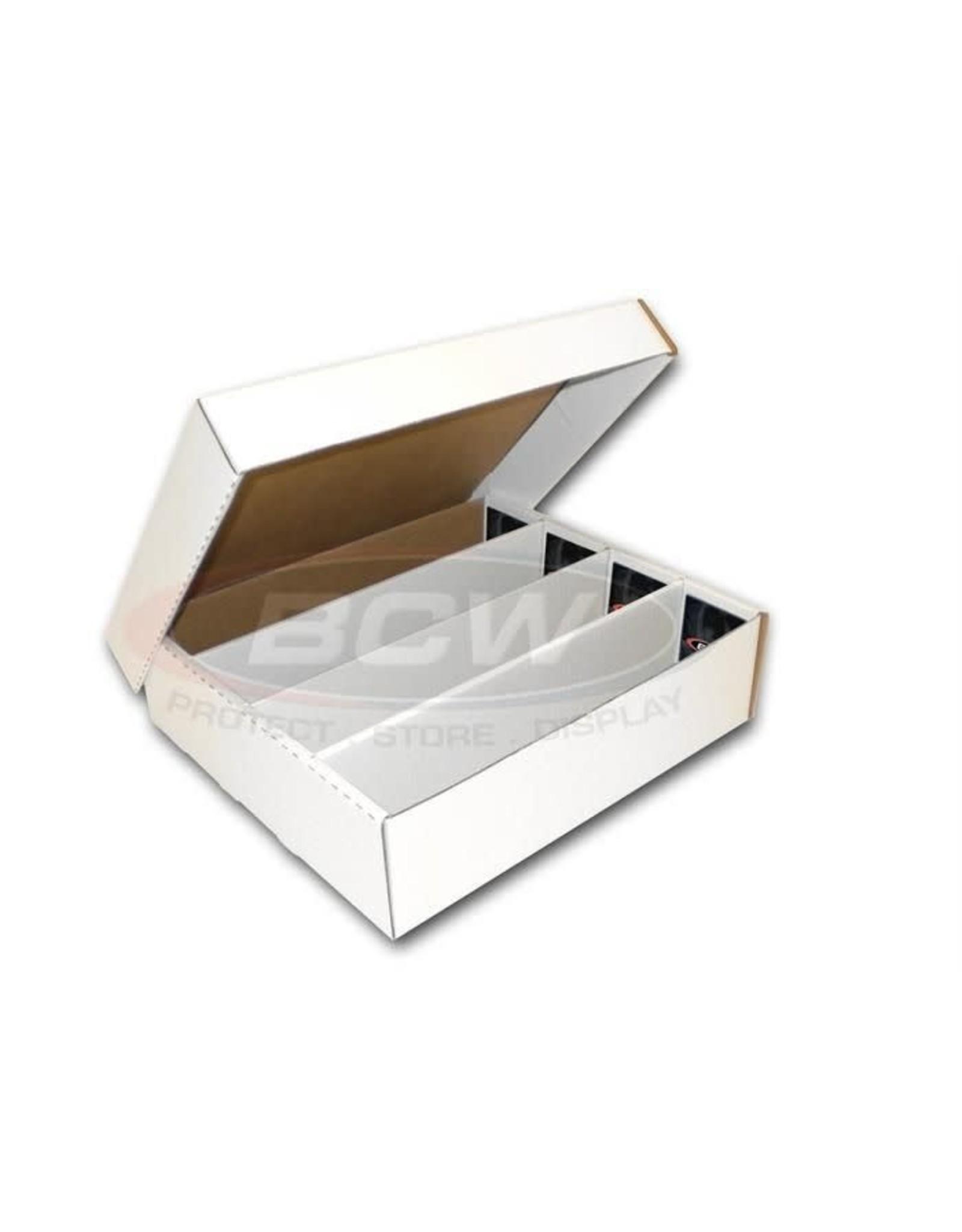 BCW BCW Storage Box 3200ct
