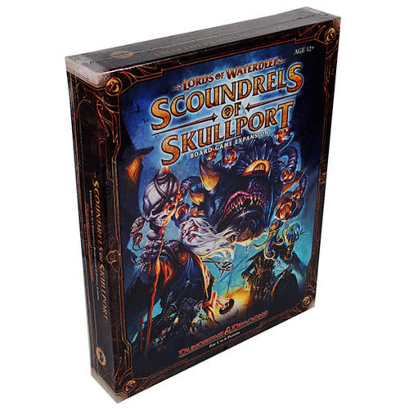 Wizards of the Coast Lords Of Waterdeep Scoundrels Of Skullport Expansion Set