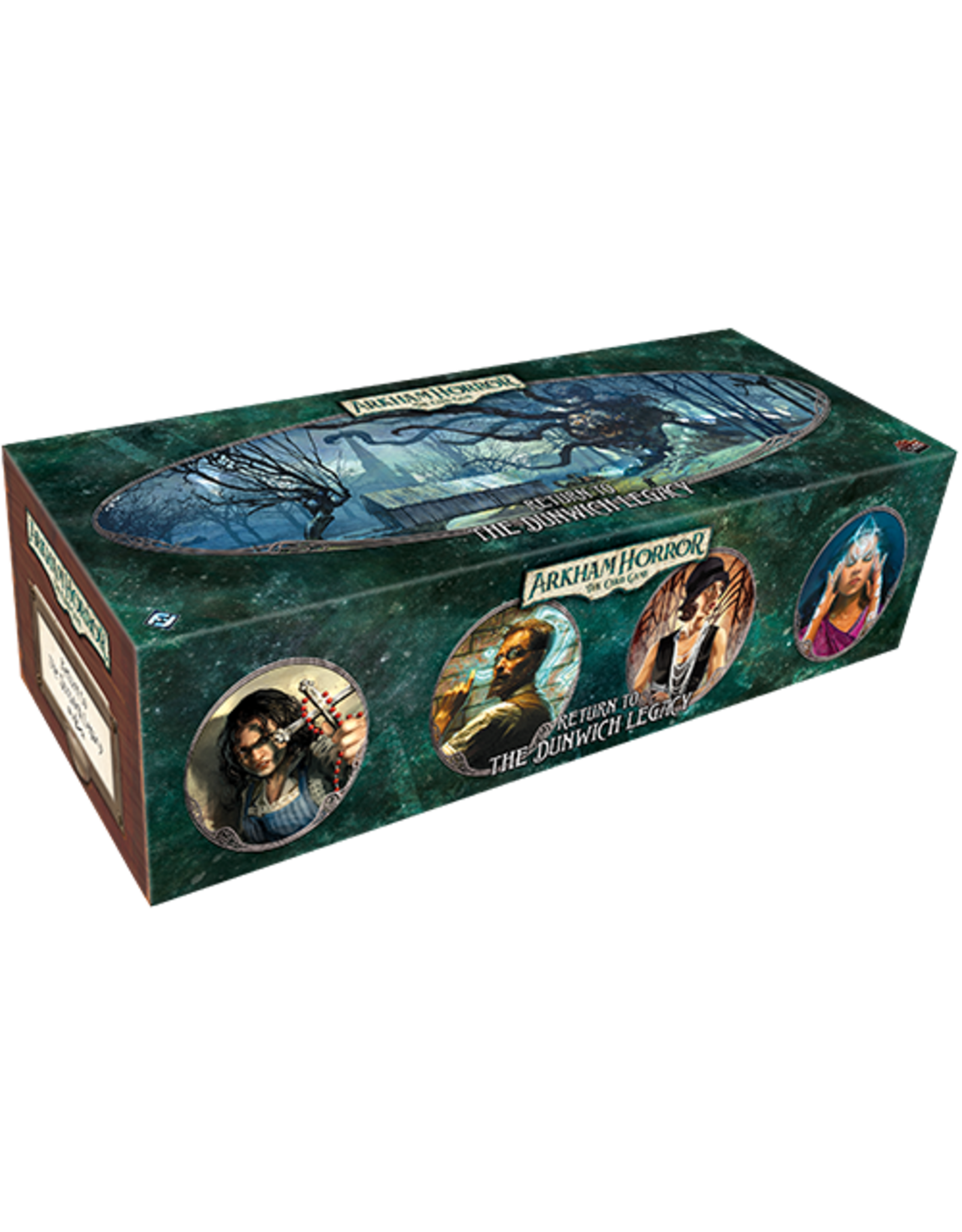 Arkham Horror LCG: Return to Dunwich Legacy Expansion