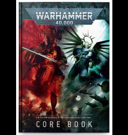 Games Workshop 9th Edition Rulebook (40K)