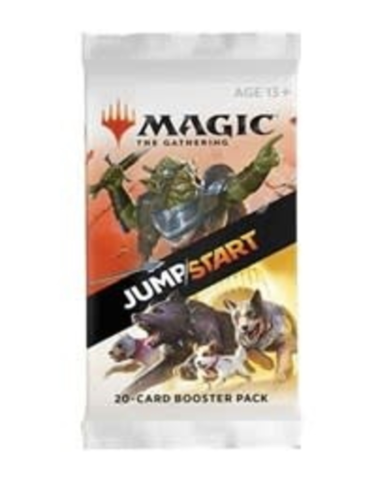 Wizards of the Coast Jumpstart Booster Pack