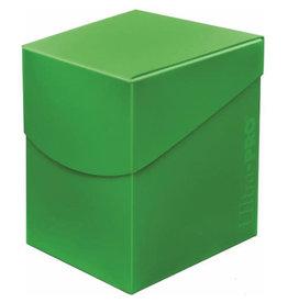 Ultra Pro Ultra Pro Eclipse Deck Box Lime Green 100ct