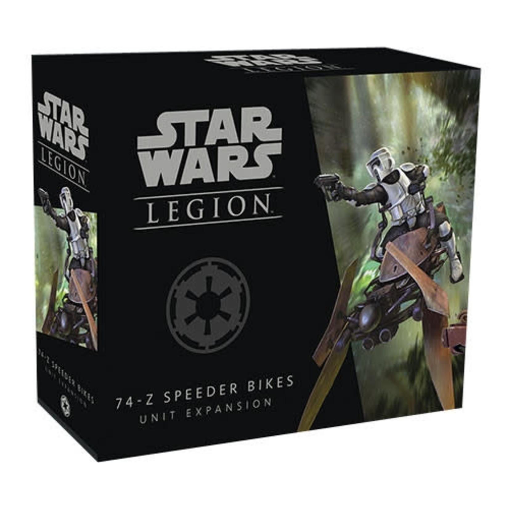 Star Wars Legion 74-Z Speeder Bikes Unit Expansion