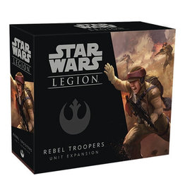 Star Wars Legion Rebel Trooper Unit Expansion