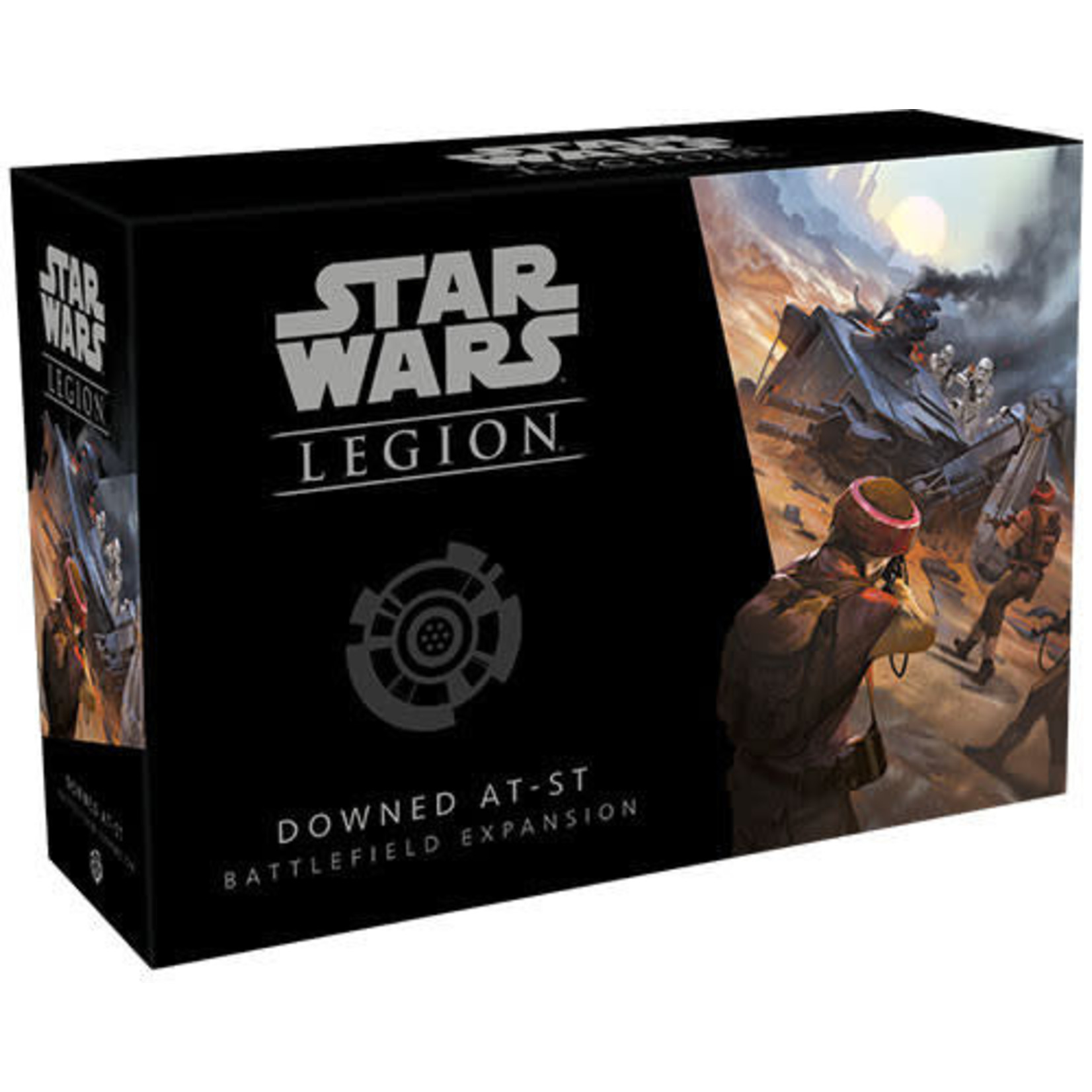 Star Wars Legion: Downed AT-ST Expansion
