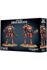 Games Workshop Imperial Knights Armiger Warglaives (40K)