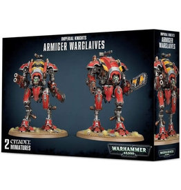 Games Workshop Imperial Knights Armiger Warglaives (40K)