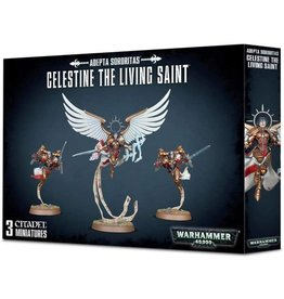 Celestine the Living Saint (40K)