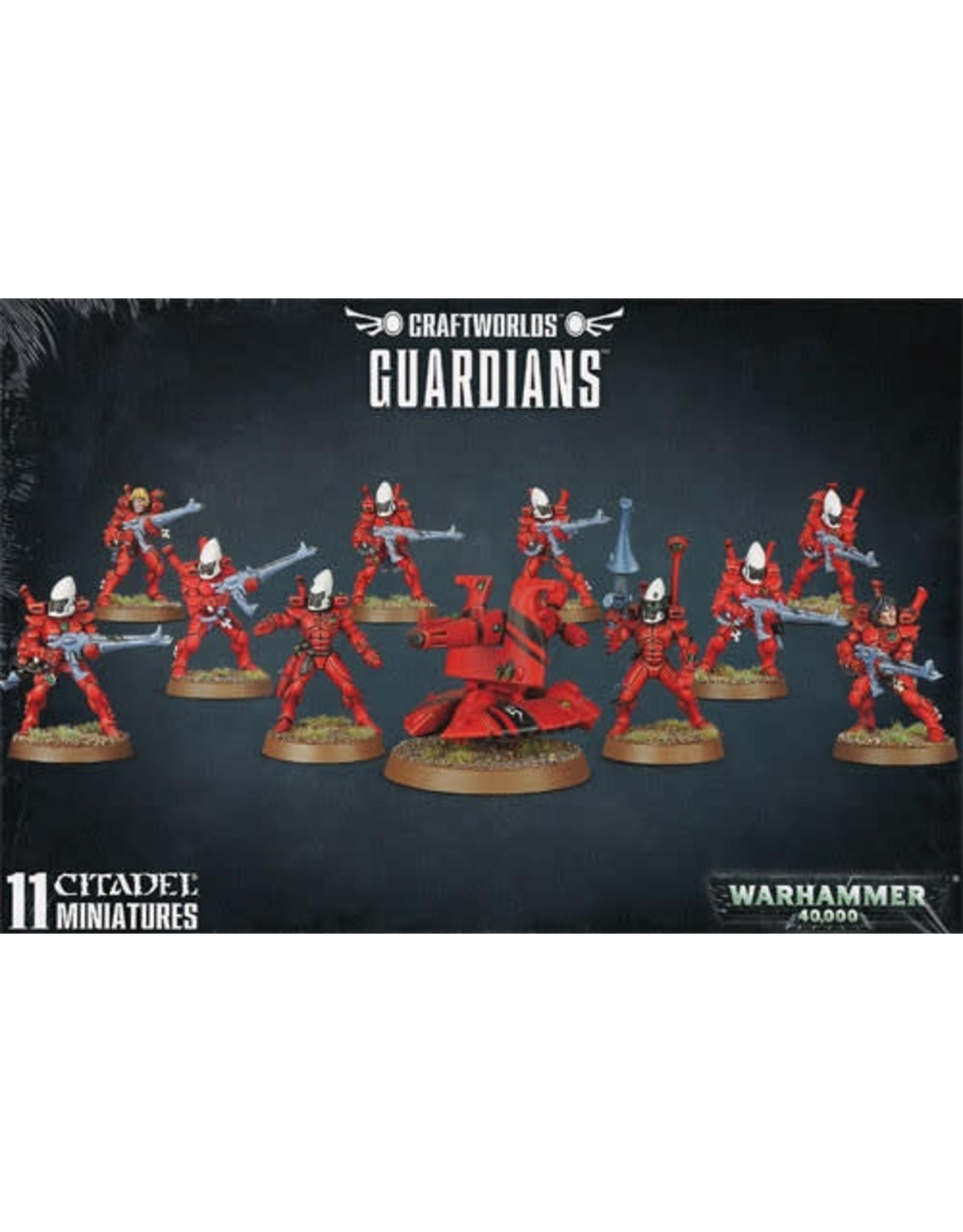 Games Workshop Craftworlds Guardians (40K)