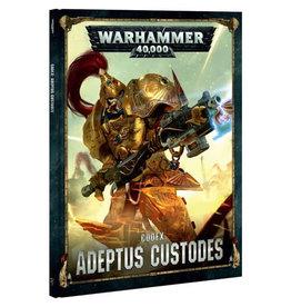 Games Workshop Adeptus Custodes Codex (40K)