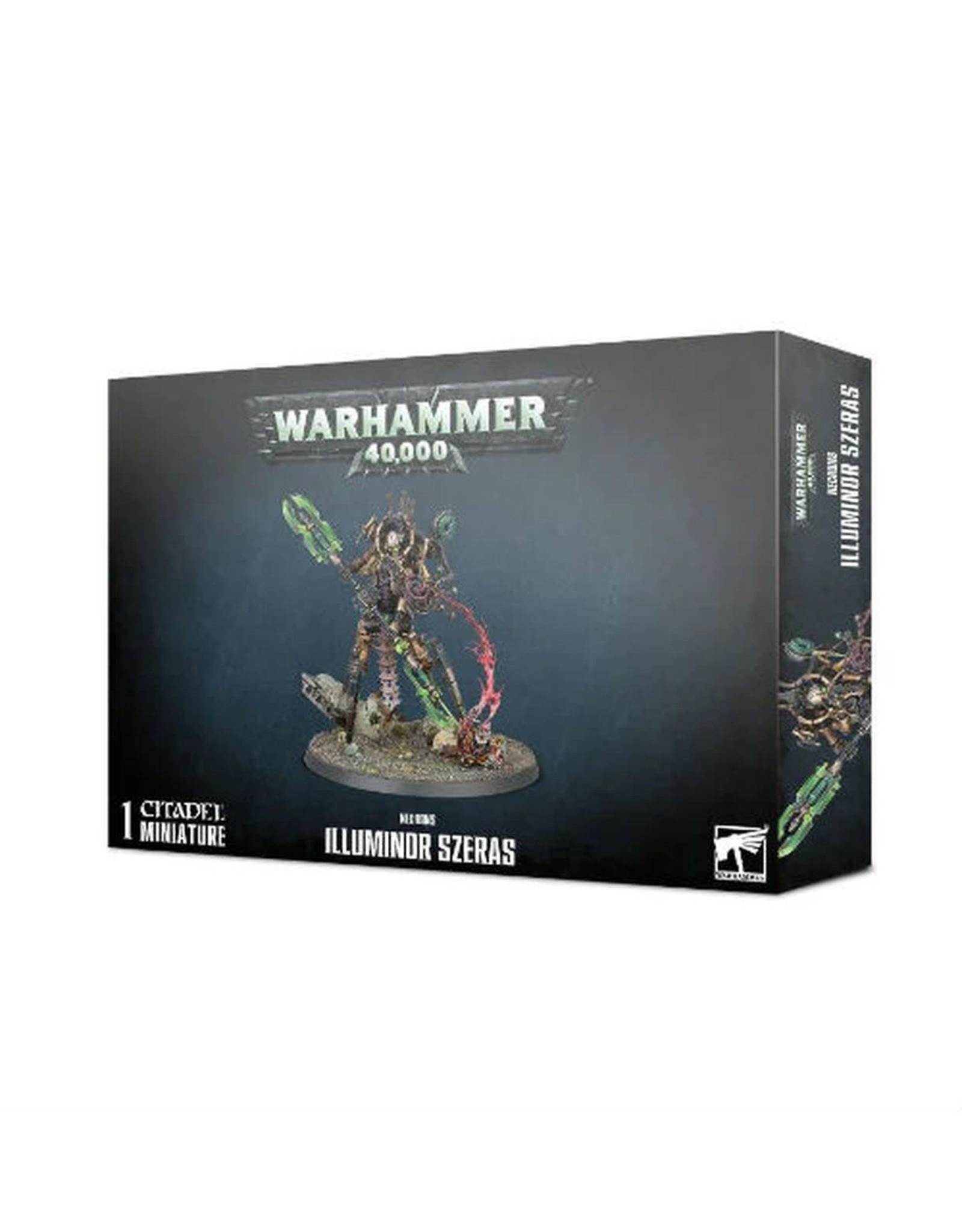 Games Workshop Necron Illuminor Szeras (40k)