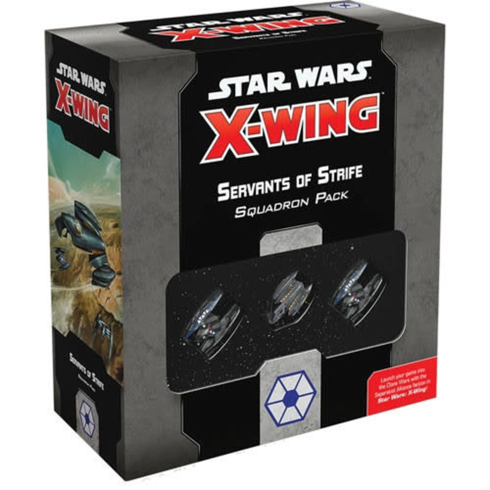 Star Wars X-Wing 2e: Servants of Strife Squadron Pack