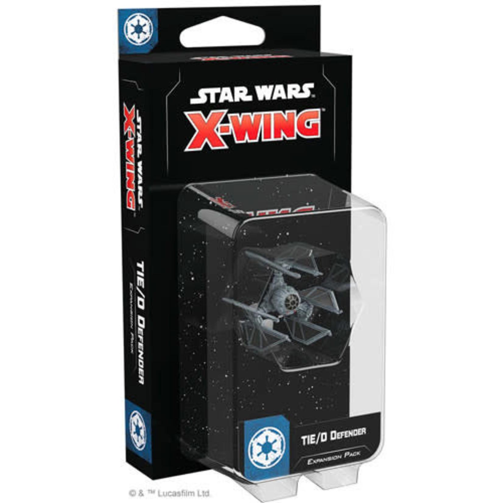 Star Wars X-Wing 2e: TIE/D Defender Expansion Pack