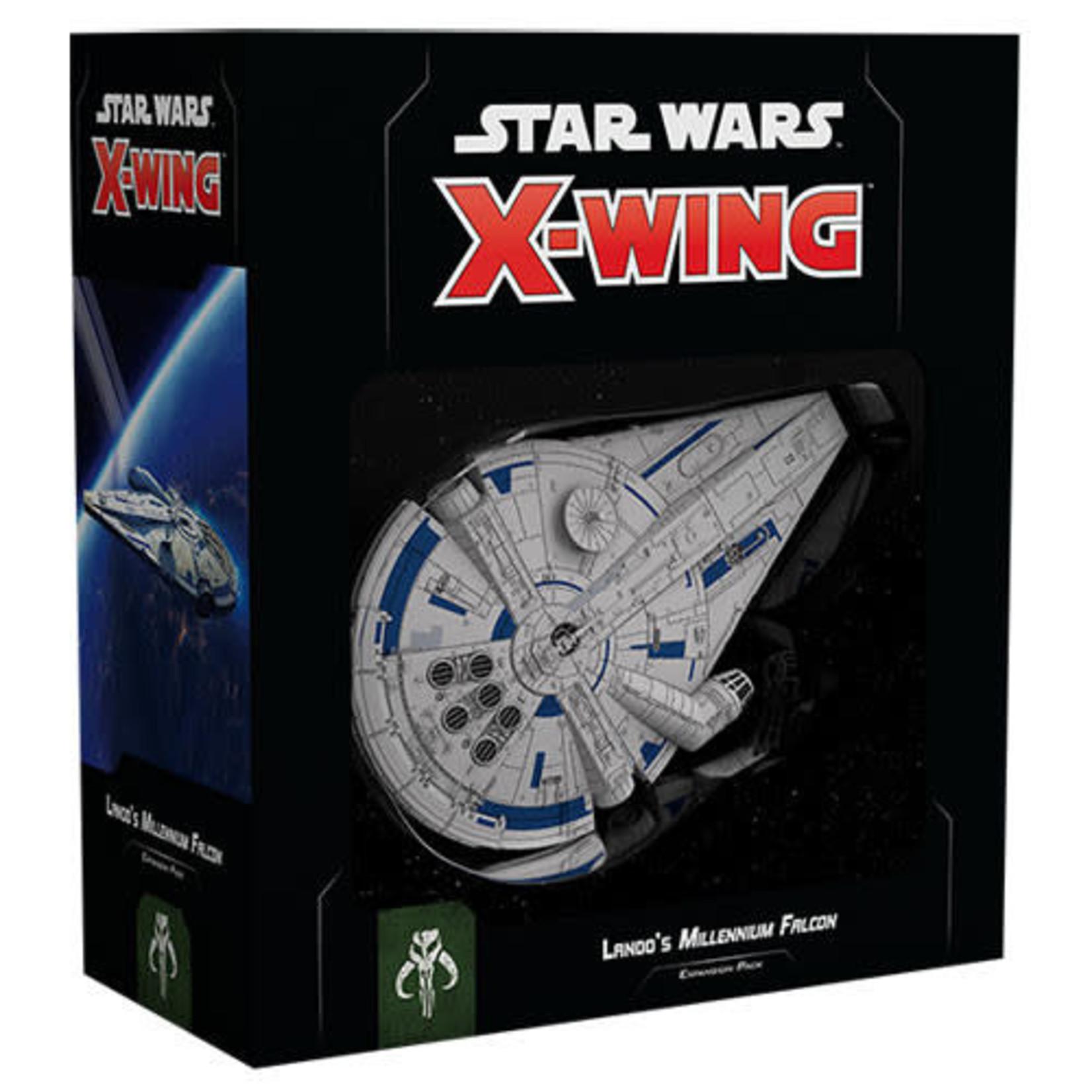 Star Wars X-Wing 2e: Lando's Millenium Falcon