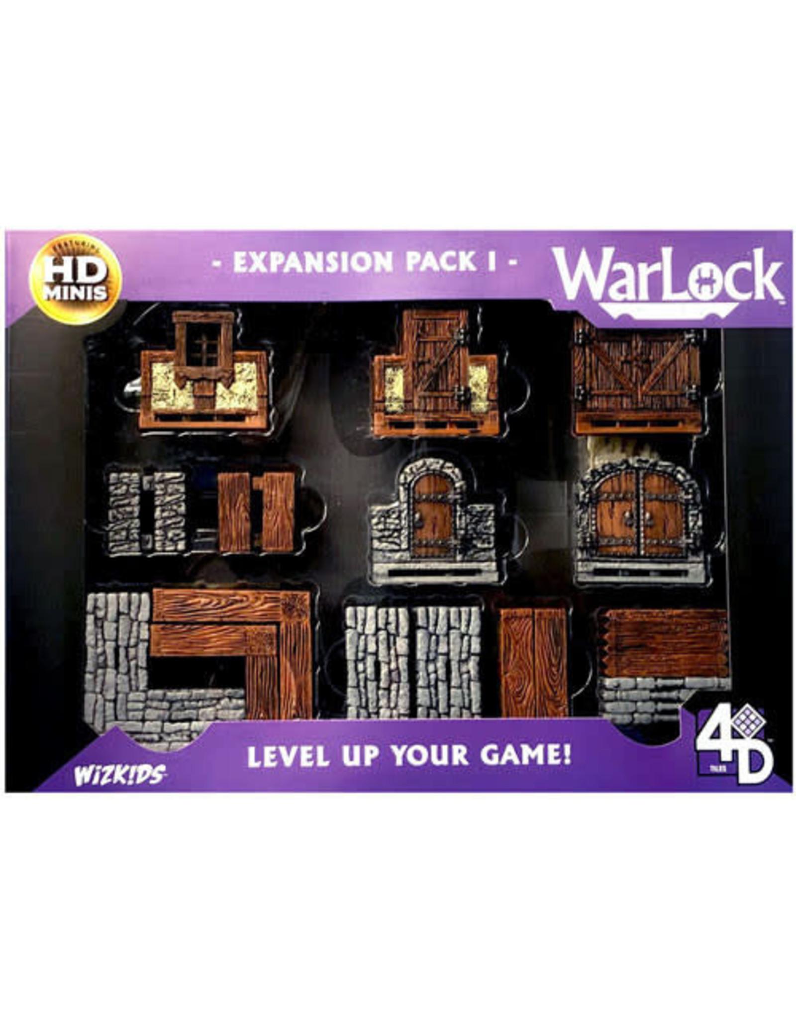 Warlock Tiles: expansion box one 1