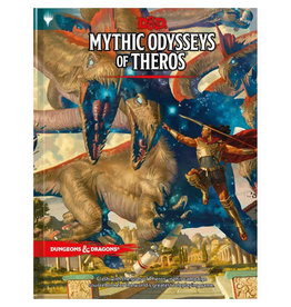 Wizards of the Coast D&D Mythic Odysseys of Theros