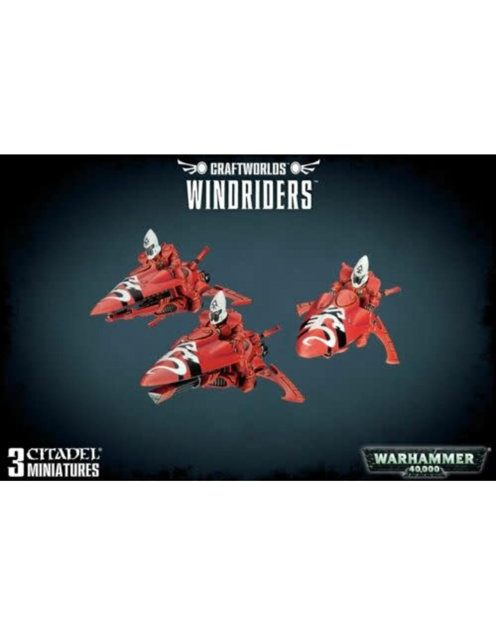 Craftworlds Windriders (40K)