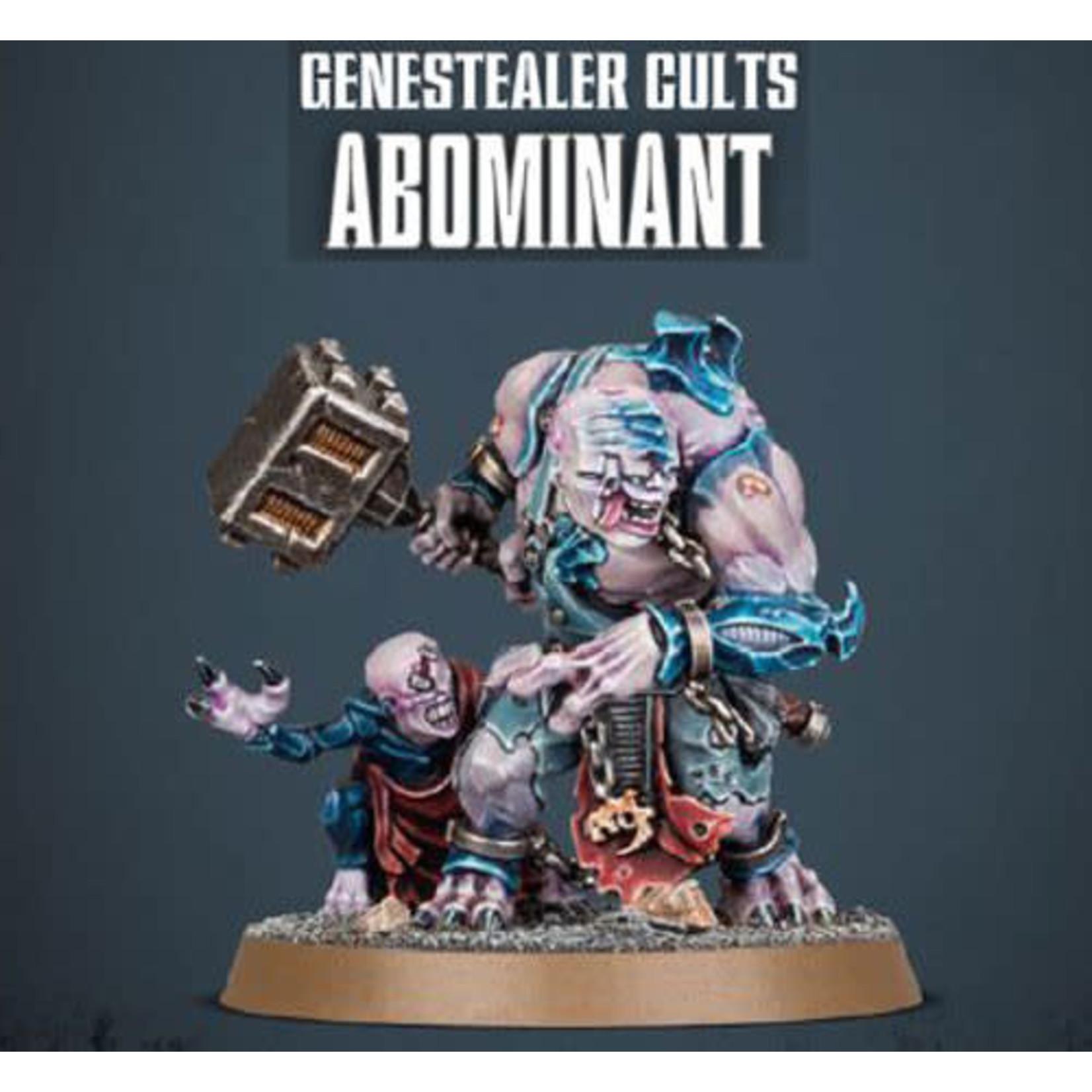 Genestealer Cults Abominant (40K)