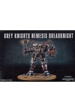 Grey Knights Nemesis Dreadknight (40K)