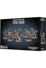 Grey Knights Strike Squad (40K)