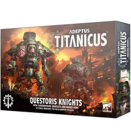 Games Workshop Adeptus Titanicus Questoris Knights