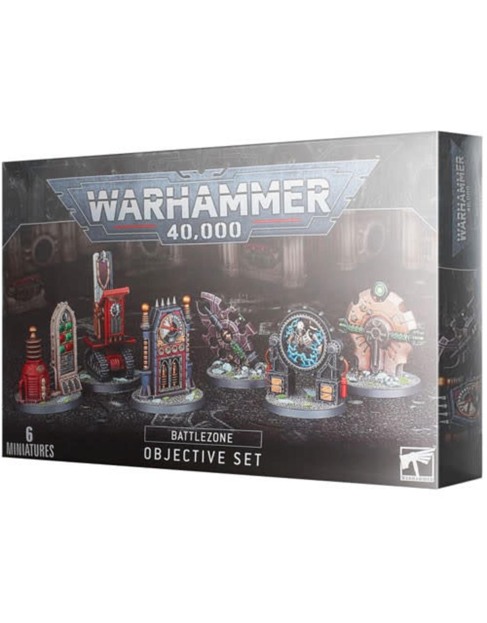 Games Workshop Battlezone Objective Set (40K)