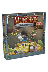 CMON Munchkin Dungeon Side Quest Expansion