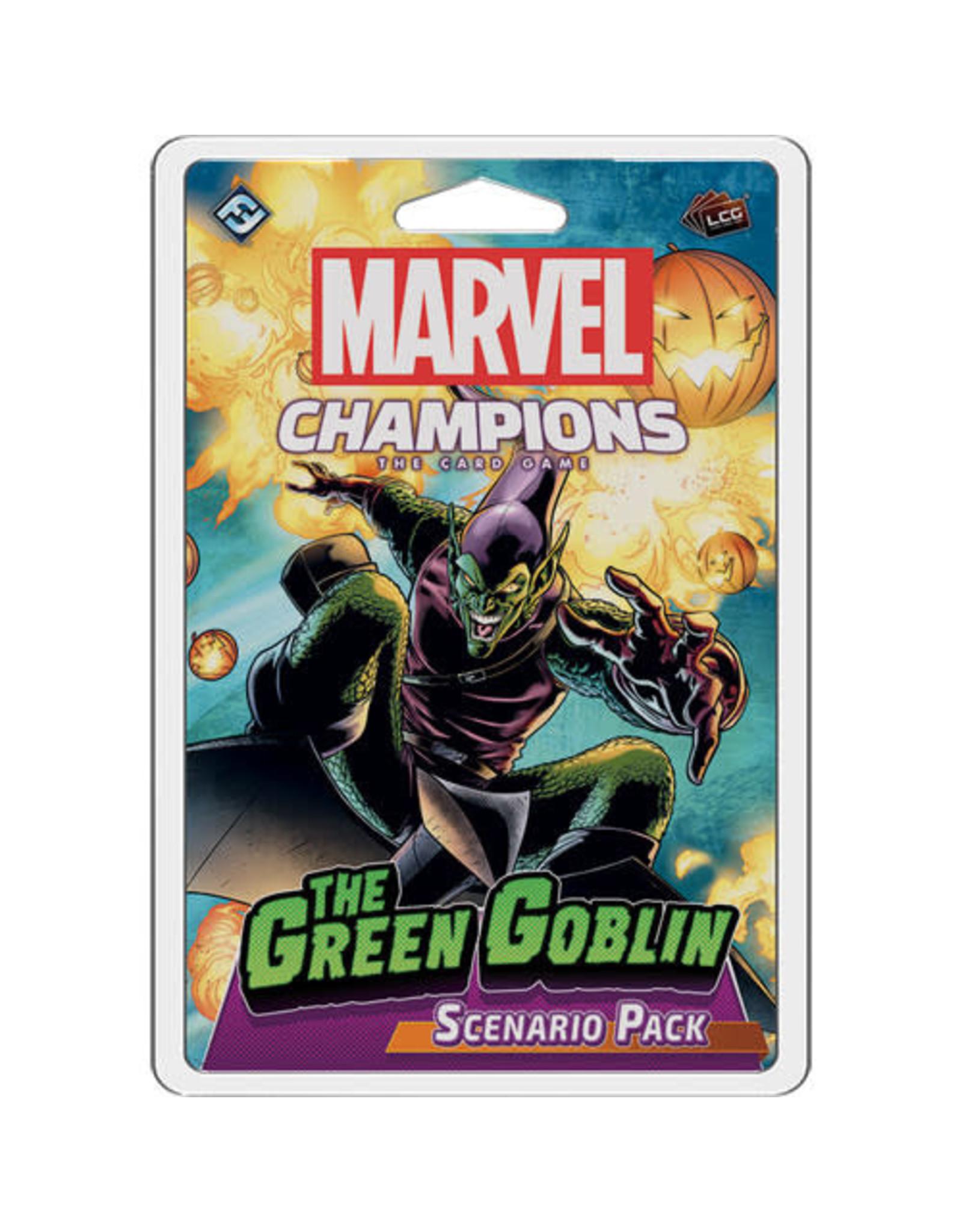 Marvel Champions LCG: Green Goblin Scenario Pack