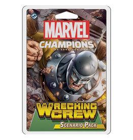 Marvel Champions LCG: Wrecking Crew Scenario Pack
