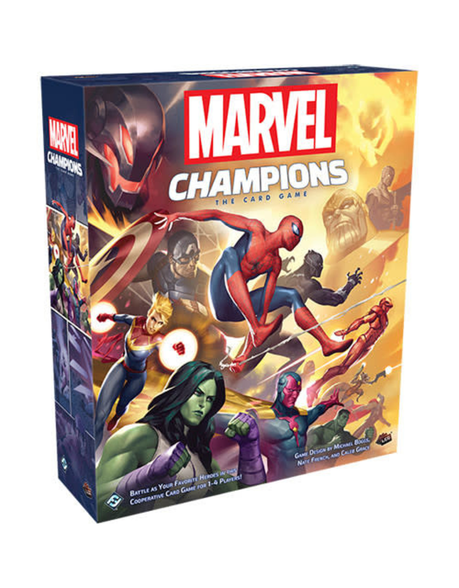 Marvel Champions LCG: Core Set Board Game