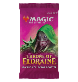 Wizards of the Coast Throne of Eldraine Collector's Booster Pack