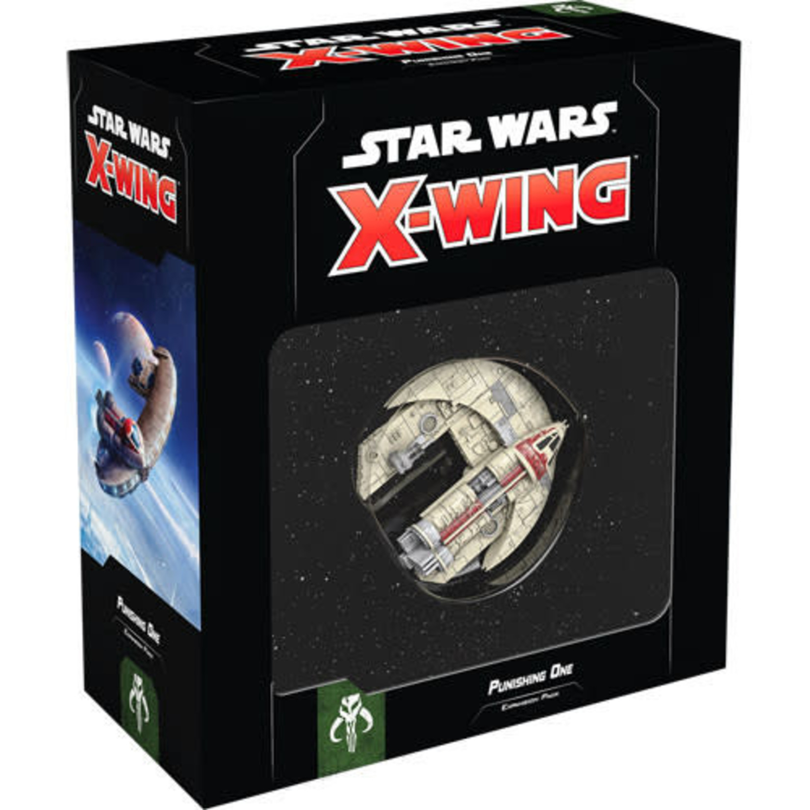 Star Wars X-Wing 2e: Punishing One Expansion Pack
