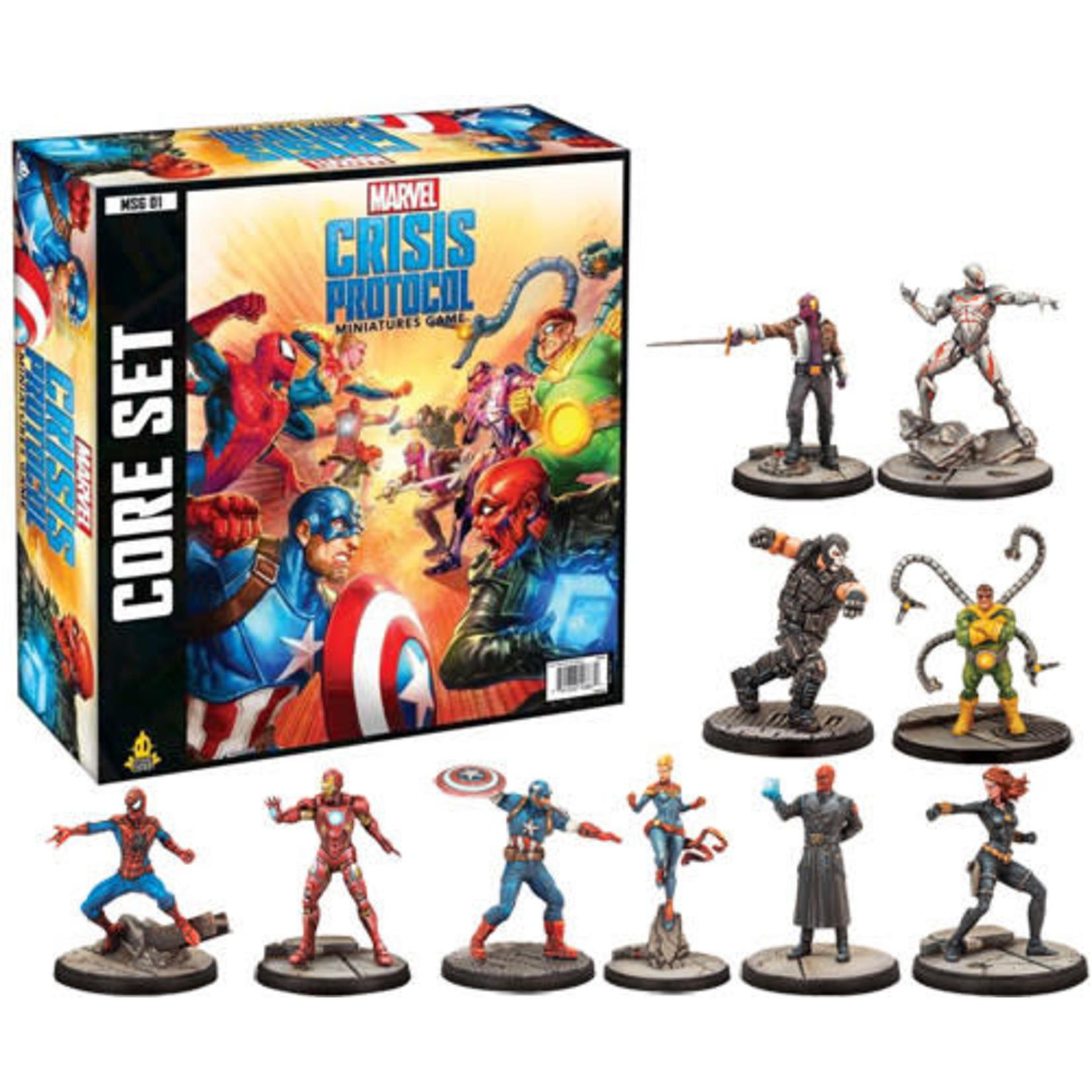 Marvel Crisis Protocol - Core Game