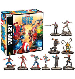 Marvel Crisis Protocol - Core Game