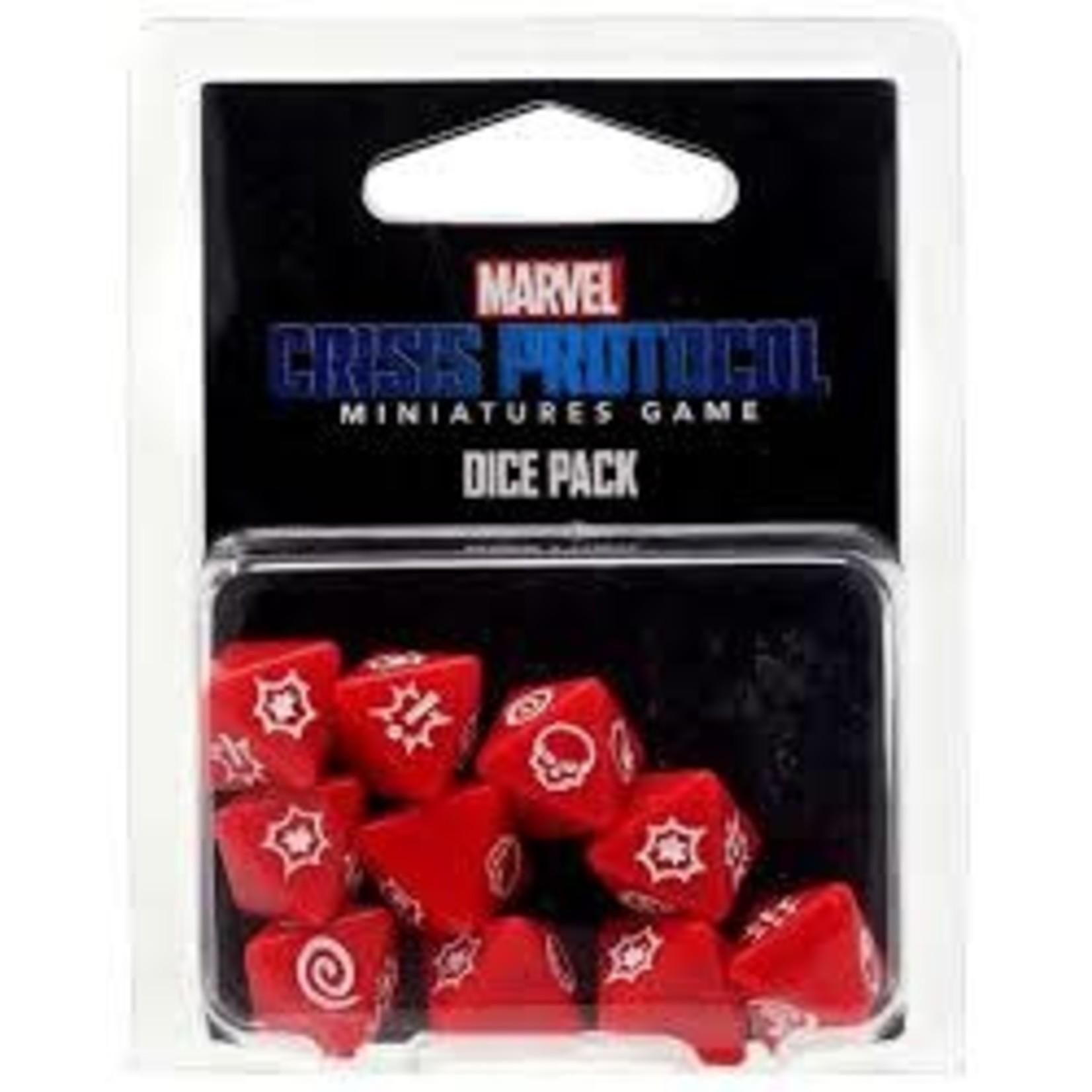 Marvel Crisis Protocol - Dice Pack